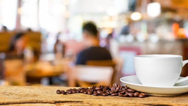 Tips for writing a coffee shop business plan